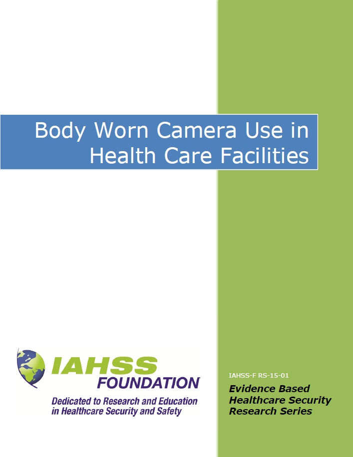 IAHSS publication
