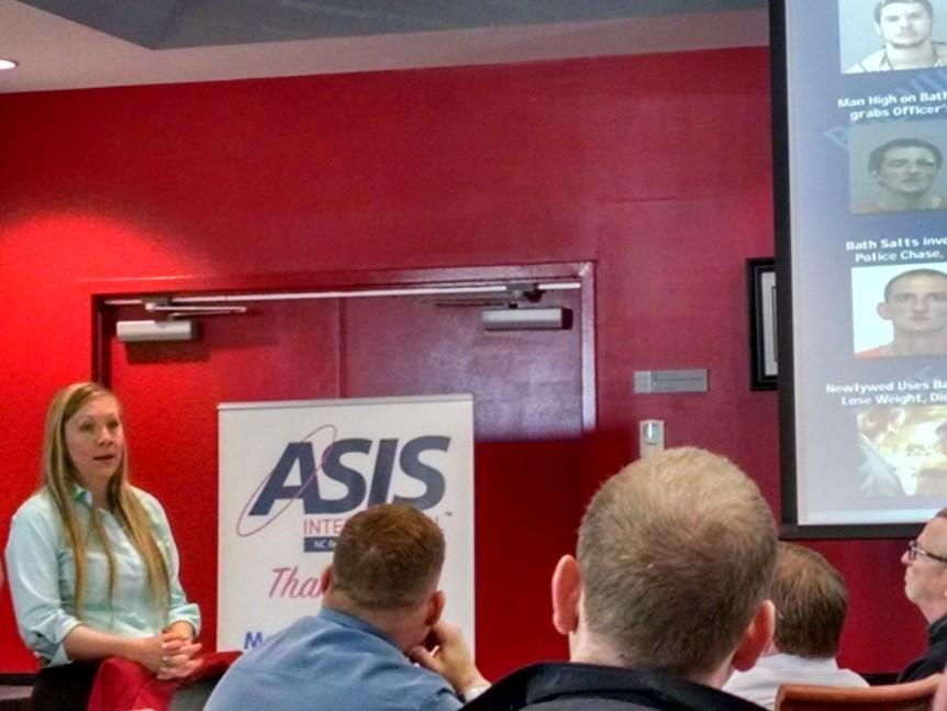 ASIS Chapter 119 January Speaker