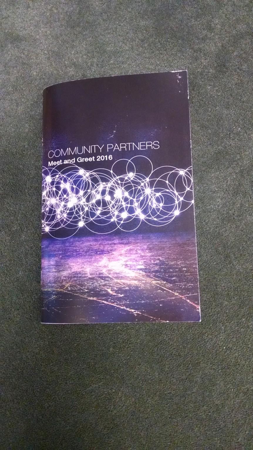 Community Partners Brochure