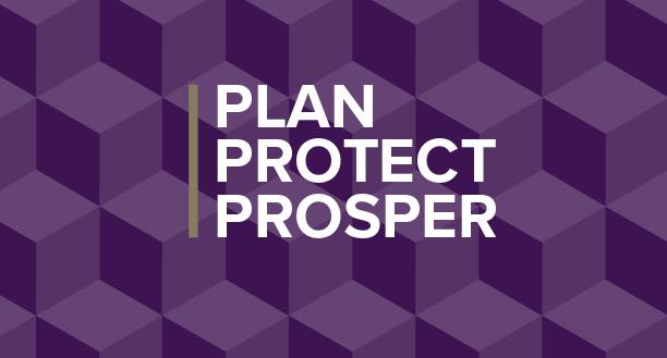 plan, protect, prosper