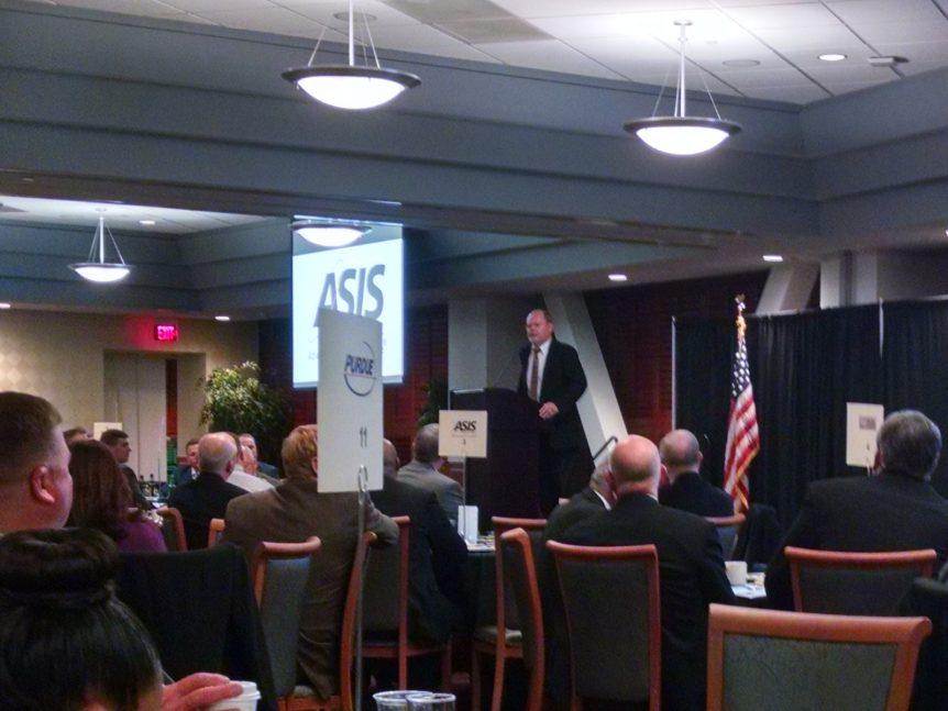 ASIS Law Enforcement Banquet 2017