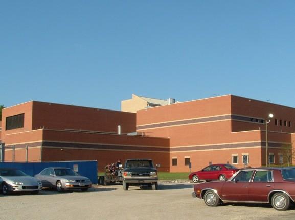 Hammond Road Detention Center