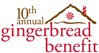 10th annual Gingerbread Benefit