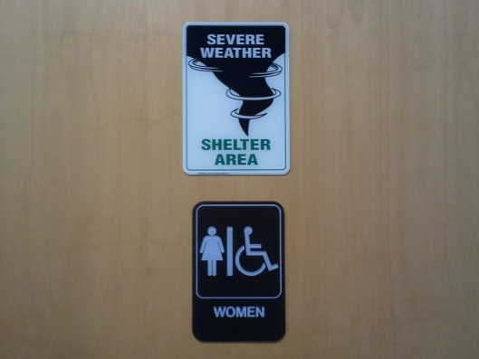 shelter area