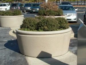 structural barrier - bollard