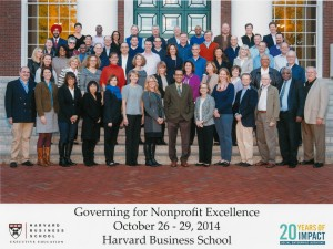 Governing for Nonprofit Excellence
