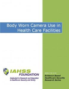 IAHSS publication body worn camera