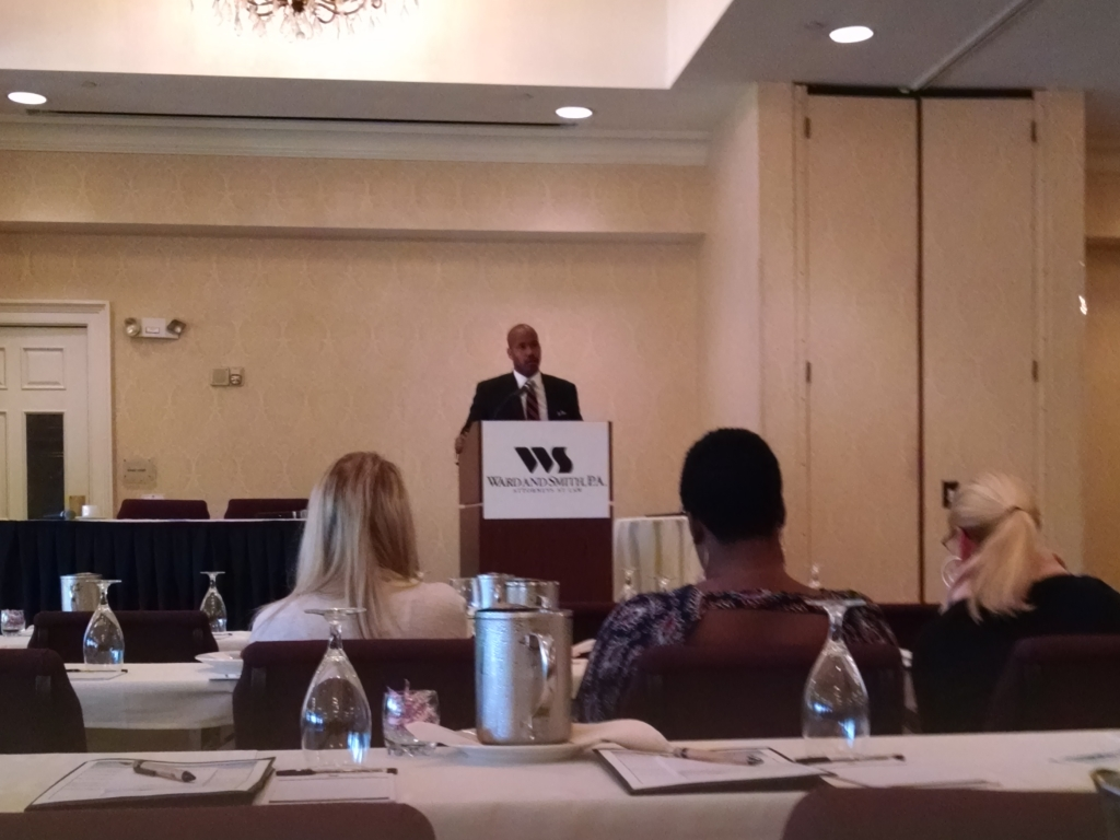 Ward and Smith Employment Law Symposium