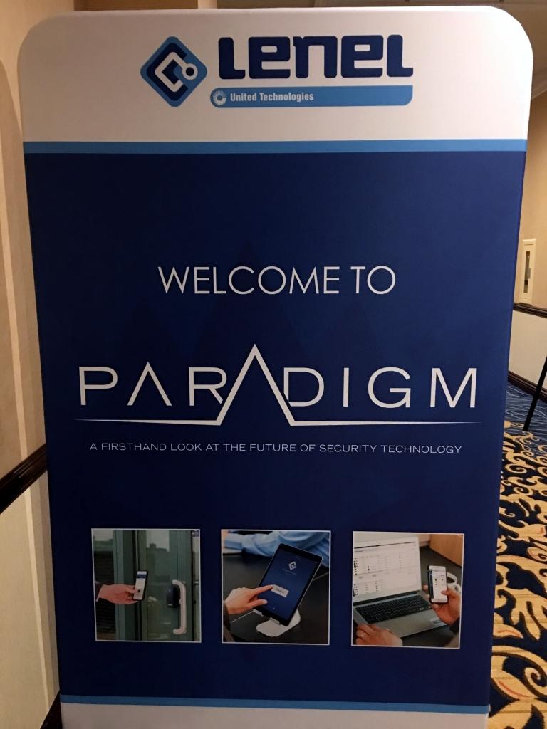 Paradigm 2018