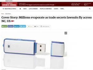 TBJ article on trade secrets