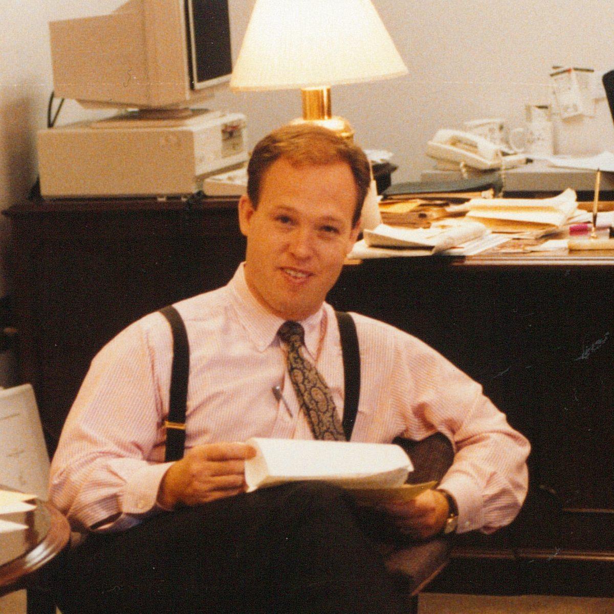 Mike Tucker c. 1991