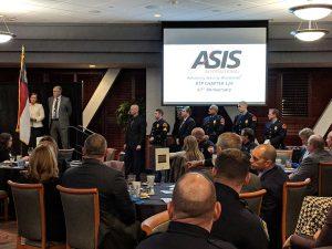 ASIS Law Enforcement Appreciation Banquet 2018