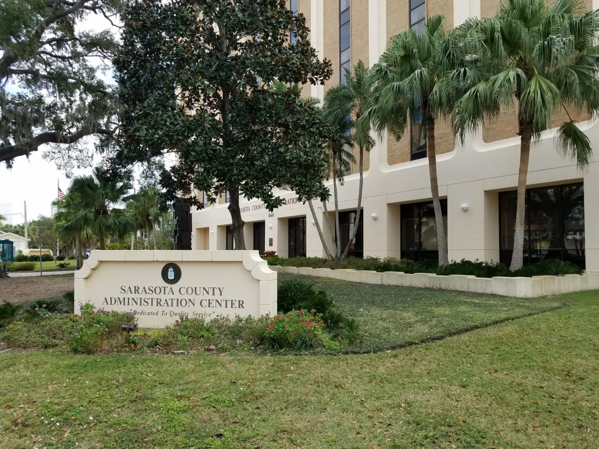 Sarasota County Administration Building System Assessment