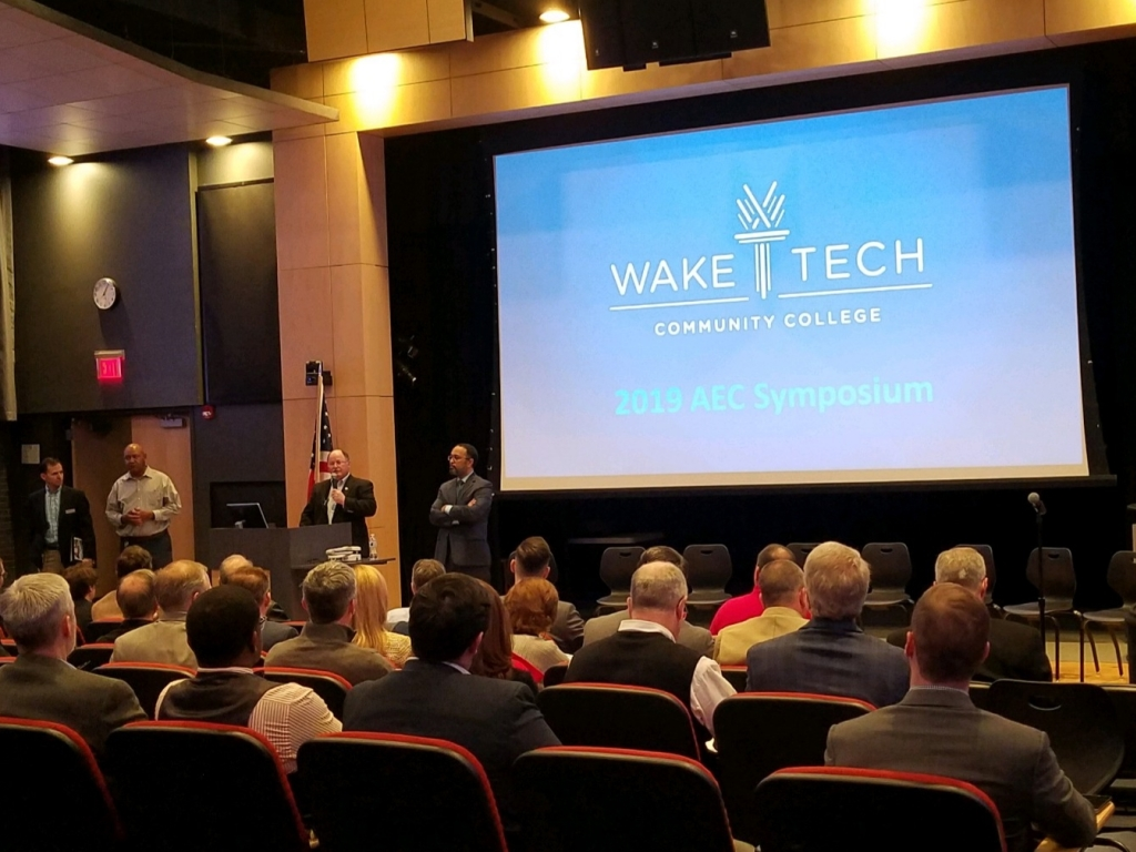 Wake Tech AEC Symposium