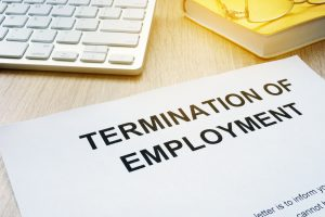Termination of Employee
