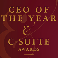 CEO Of The Year & C-Suite Awards
